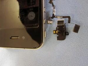 久留米市東町より iPhone 4 のイヤホンジャック修理でご来店頂きました!